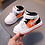 Thumbnail: Kids Fashion High-Top Sneakers Shoes Breathable Sports Running Shoes