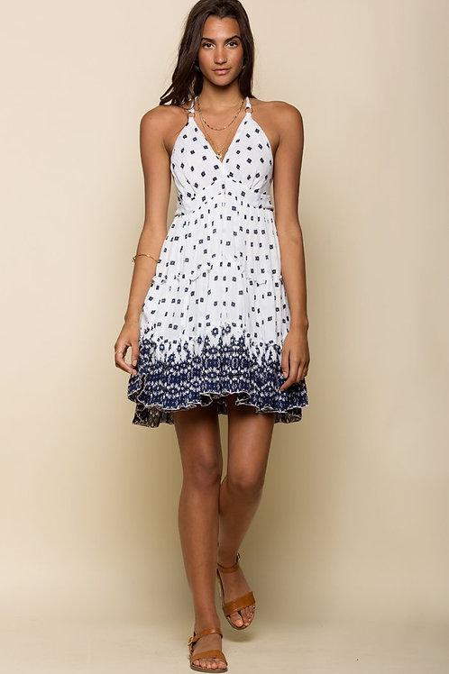 Lwany T-Back Short Dress