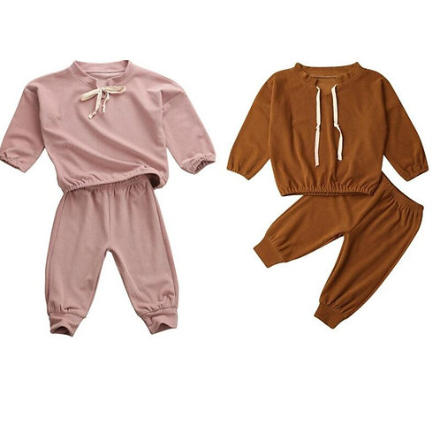 Toddler Kid Baby Girl Clothes Long Sleeve Pullover