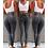 Thumbnail: High Waist Jeans for Women Slim Stretch Denim Jean Skinny Push Up Jeans