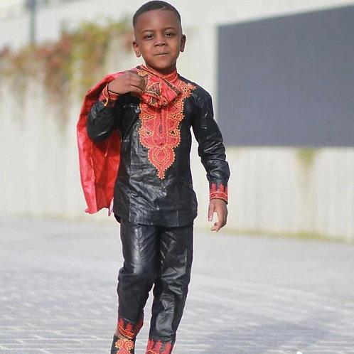 Dashiki Kid Set 2020 African Clothing Kids
