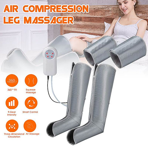 Ankles Circulation Therapy Massager Electric Massage Air Compression Leg Cover