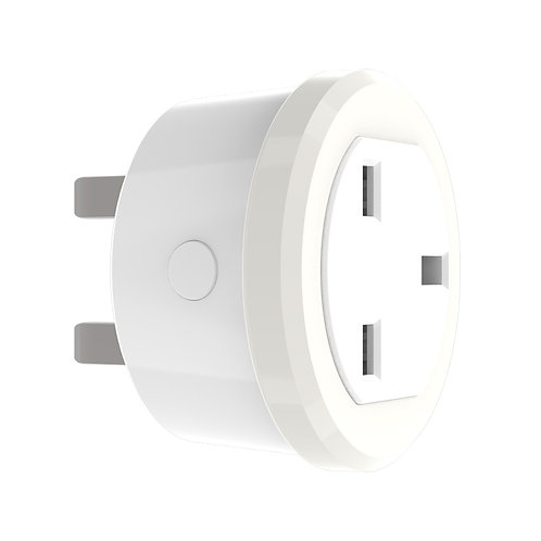 NEO COOLCAM Z-Wave Plus Smart Power Plug UK Socket Smart Home