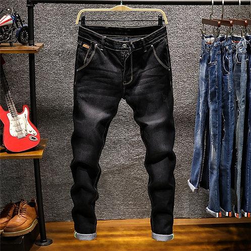 Skinny Jeans Men Slim Fit Denim Joggers Stretch Pencil Pants Men's Jeans