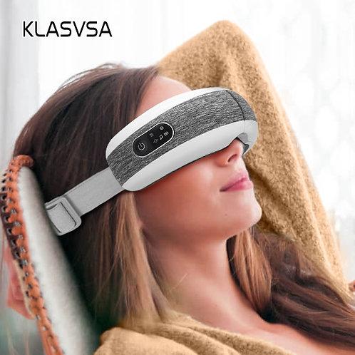 KLASVSA Smart Eye Massager for Tired Eyes Dark Circles Remover Relaxation