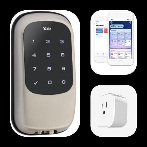 Smart Door & Smart Plug Starter Kit (Smart Home)