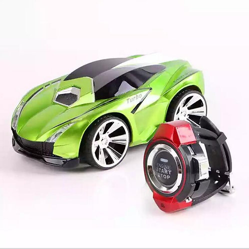 Electric Remote Control Car New Children's Toy Smart Watch