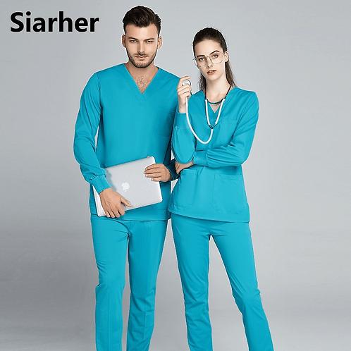 Slim Fit Medical Surgical Uniform