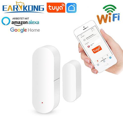 Tuya Smart WiFi Door Sensor Door Open / Closed Detectors