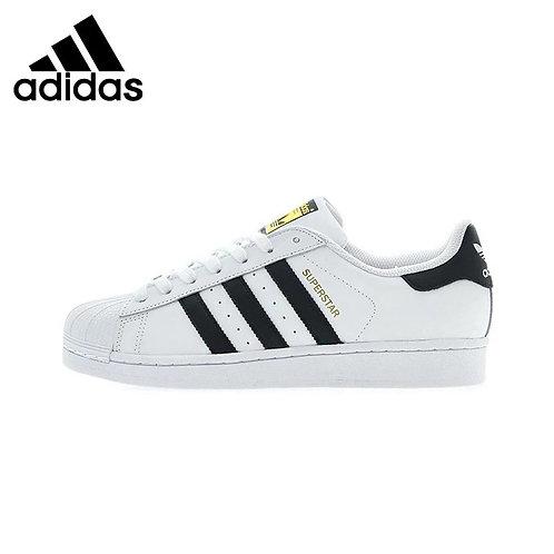 Original Adidas Originals  SUPERSTAR Unisex  Skateboarding Shoes Sneakers