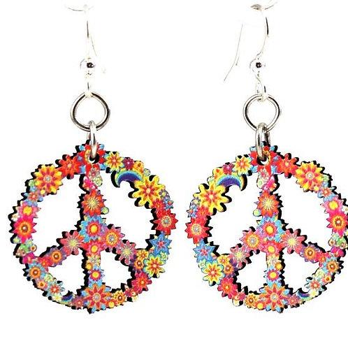 Blossom Peace Earrings #166