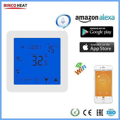 Smart Wifi Room Thermostat