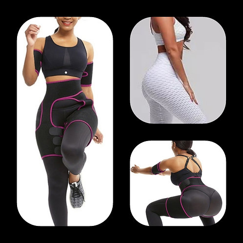 Ladies Workout Package One