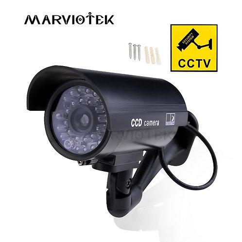 Outdoor Fake Camera Home Security Video Surveillance