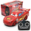 Thumbnail: Disney Remote Control Car Pixar Cars Lightning McQueen Remote Control Car Toy