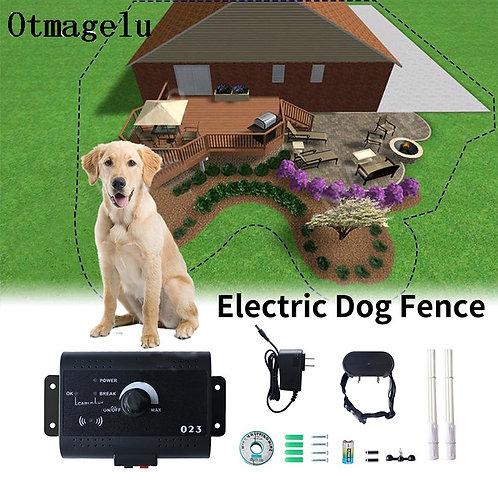 Safety Pet Dog Electric Fence With Waterproof Dog Buried Electric Dog Fence