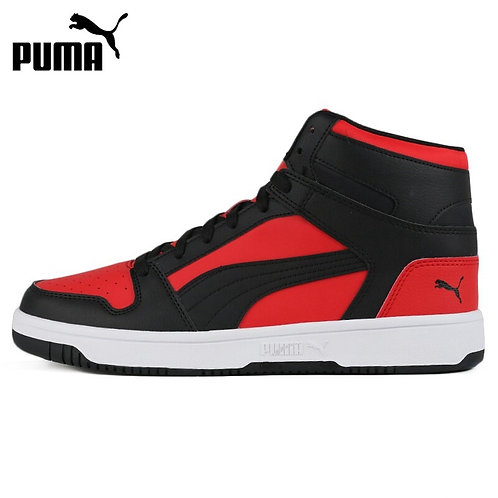 Original New Arrival   PUMA Rebound LayUp SL Skateboarding Shoes Sneakers