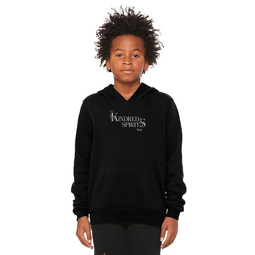 Kindred Spirits - ANNE04v2 Youth Fleece Hooded Sweatshirt