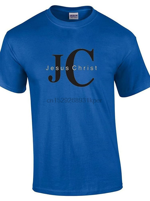 TALL Christian JC Jesus Christ Religious T-Shirt