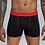 Thumbnail: Boxershorts Men European Plus Size Mens Underwear Men Underpants Trunks 1pc