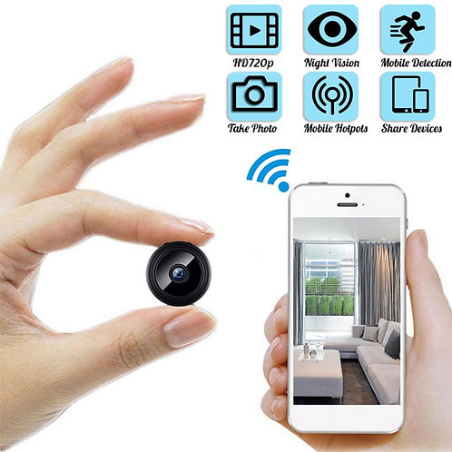 720p/1080p WiFi Mini Camera Home Security CCTV P2P Camera WiFi Monitor