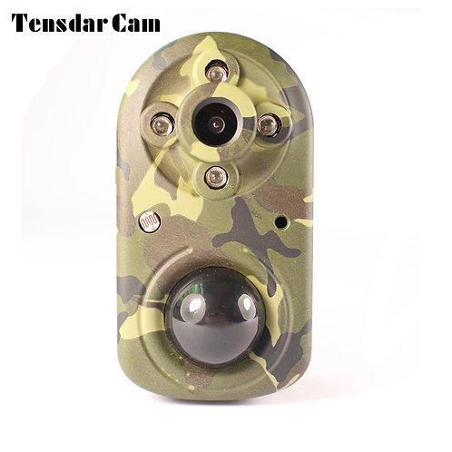 Tensdarcam Mini Hunting Camera Trap Night Vision 940nm Motion Detection 1080P