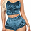 Thumbnail: 2020 Summer Two Piece Set Womens Velvet Pajamas