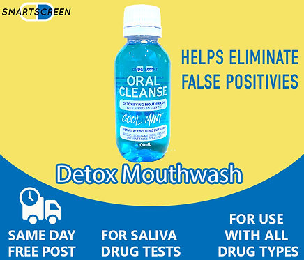 Oral Cleanse Mouthwash