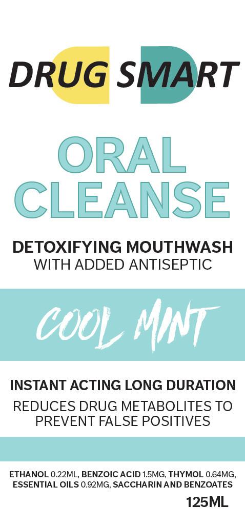 Oral Cleanse - Drug Smart