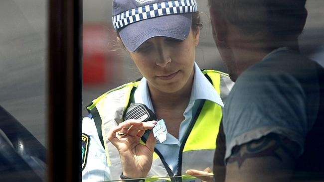 police drug testing