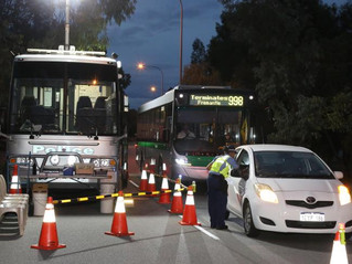 Easter road safety campaign: Police drug blitz catches one in six WA drivers