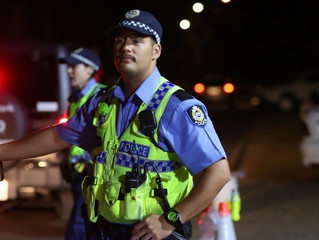 WA police roll out new roadside drug-testing machines for drivers
