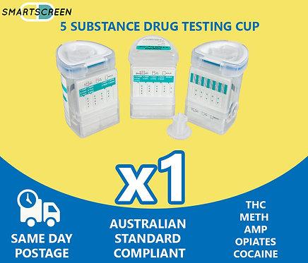 Multi Drug Test Cup