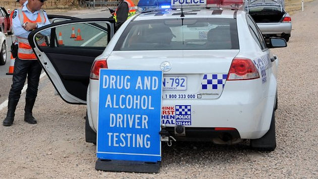 Truckie booked for drug-driving | Drug Testing Kits