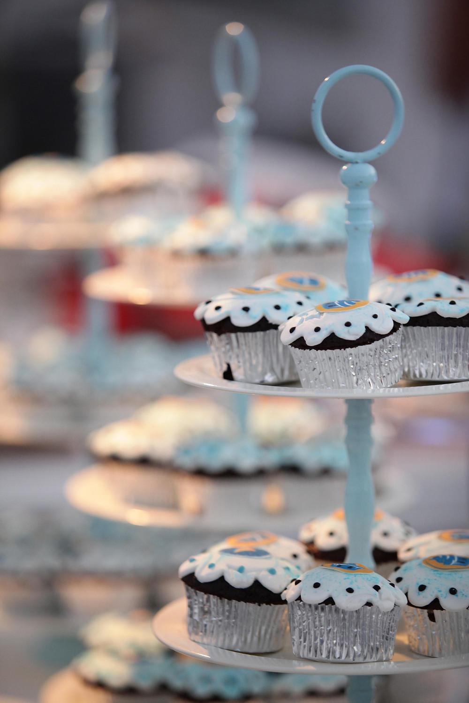 Desserts as Decor