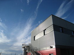 TFN WWTP - Process Building