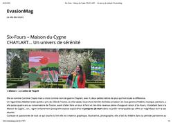 Article Evasion Mag