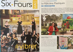 Bulletin Mag Six-Fours