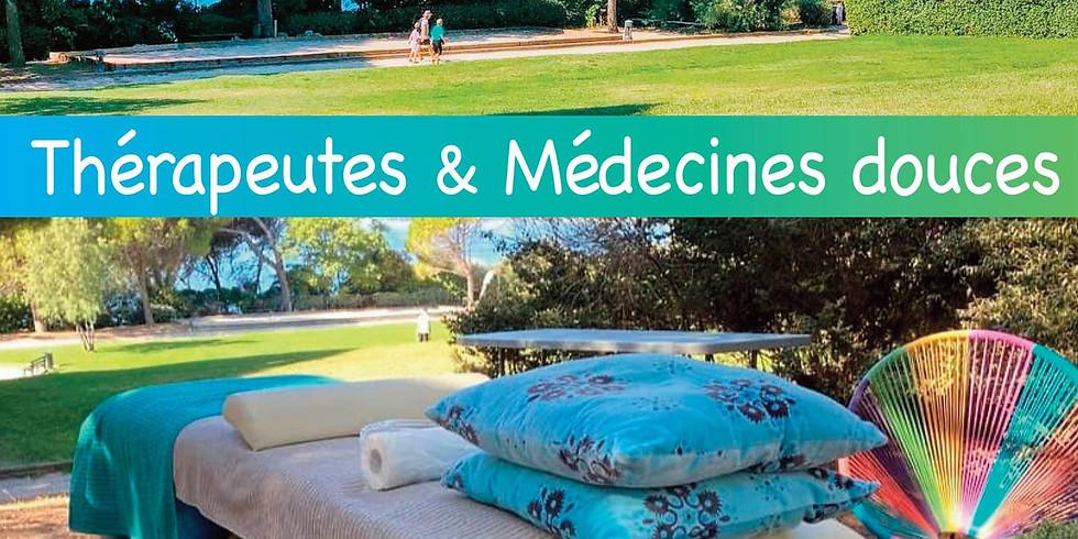 Salon Plein Air Thérapeutes et Médecines Douces à Six fours-les-Plages