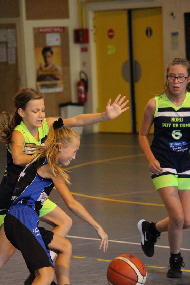 Nord Puy de Dôme Ball vs Chauriat