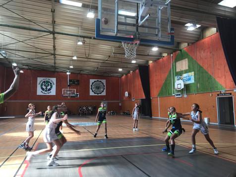 Finale U13F Nord Puy de Dôme Basket Ball vs SCAB