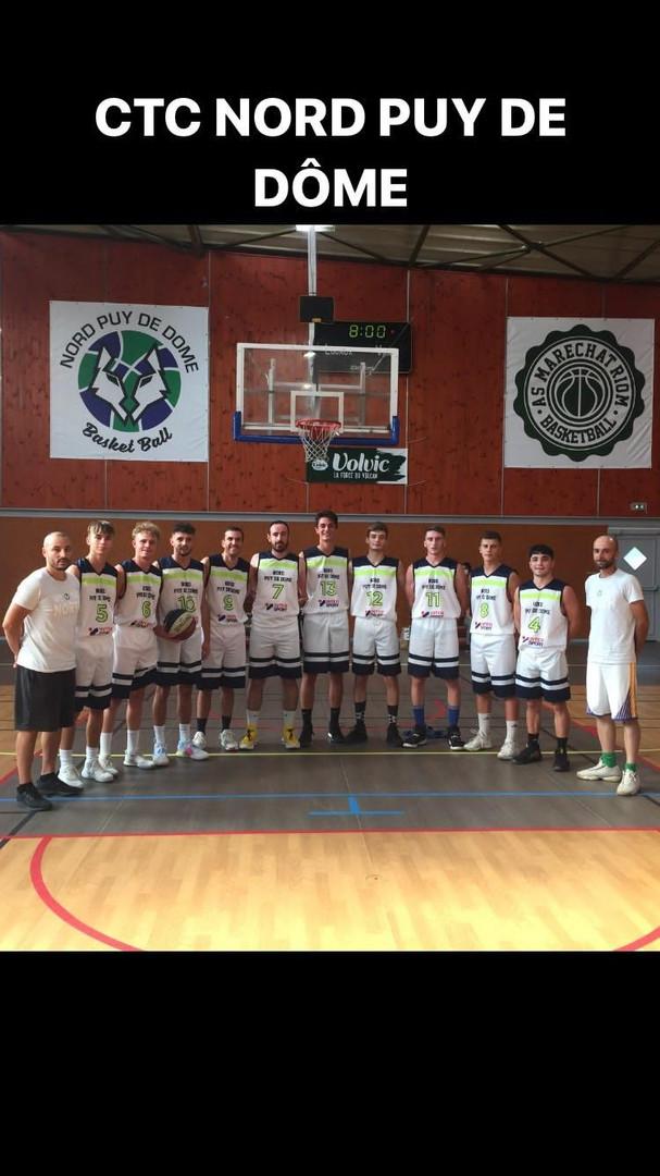 Nord Puy de Dôme Basket Ball
