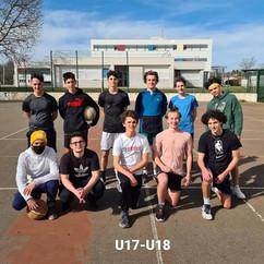 U17 U18
