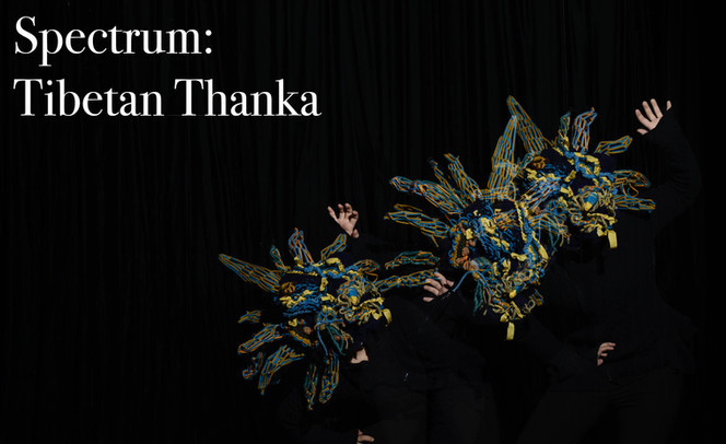 Spectrum: Tibetan Thanka