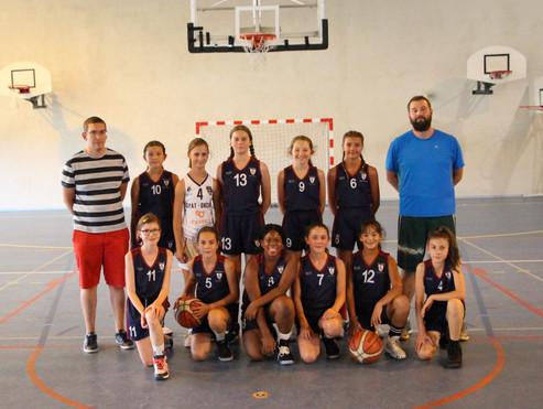 SCAB -  Stade Clermontois Basket Auvergne
