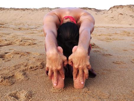 Cours de yoga : Dimanche 12 Juillet sur la plage des graviers à l'Aubraie ( Olonne sur mer,85340 )