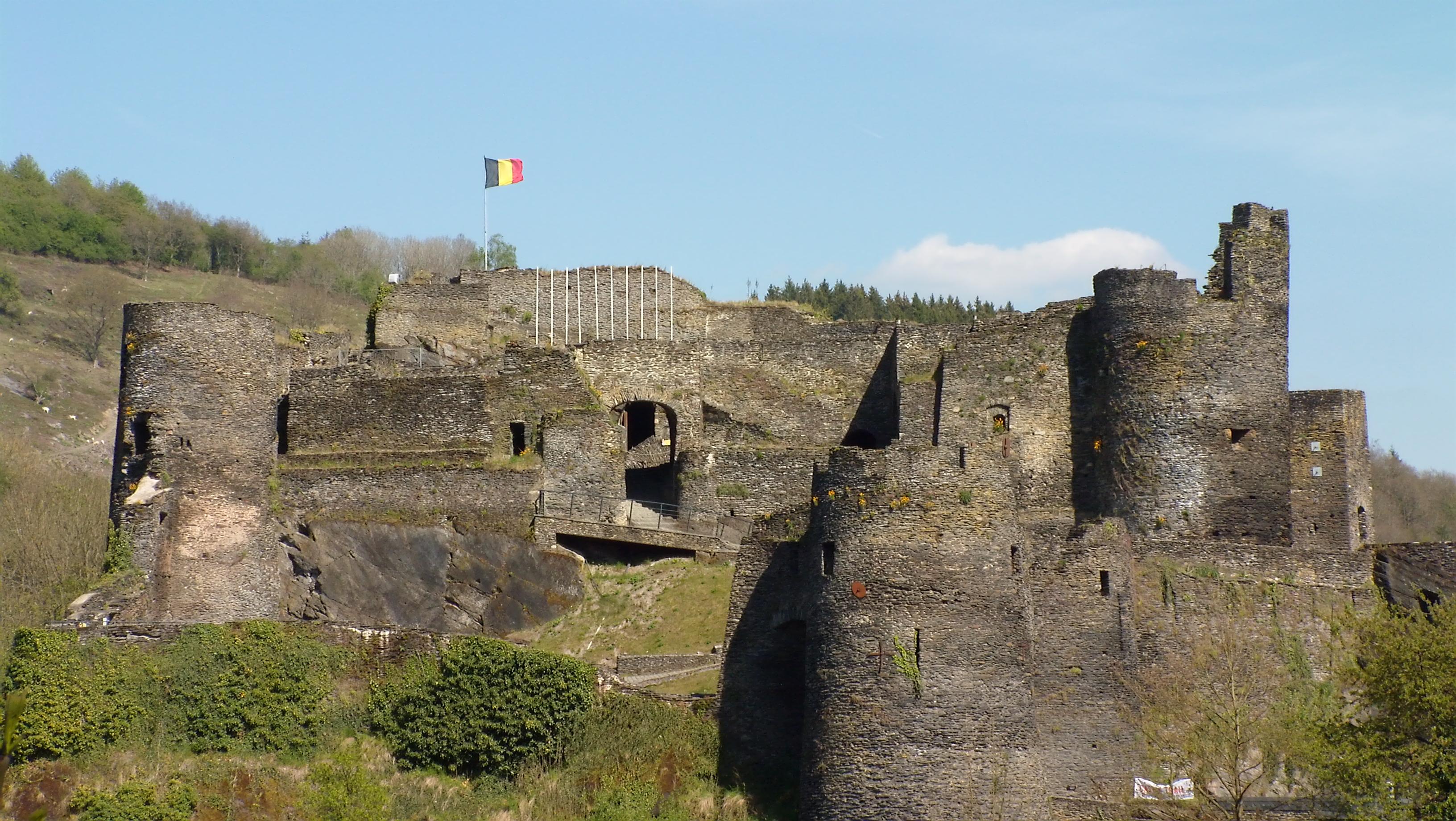 Château Féodal de La Roche