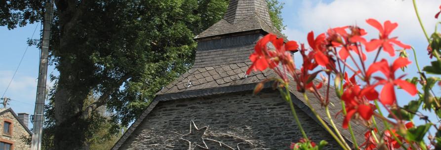 Herlinval et sa chapelle
