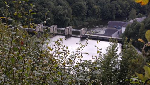Le Barrage de Nisramont