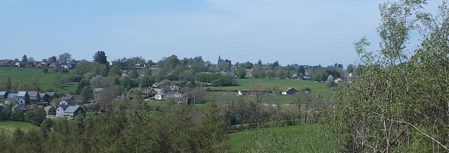 Vue sur Herlinval